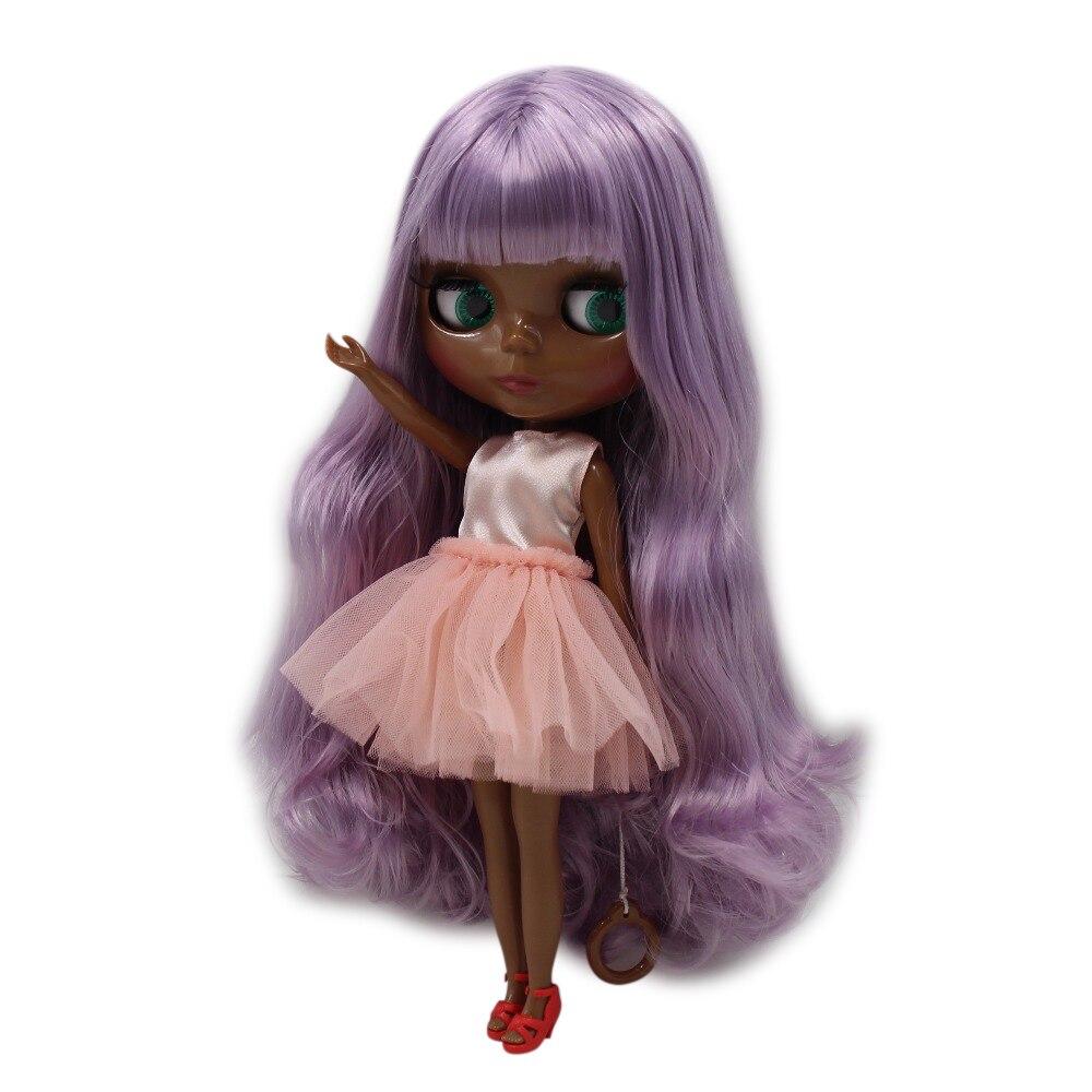 Aliexpress.com : Buy Nude blyth Doll pink hair Factory