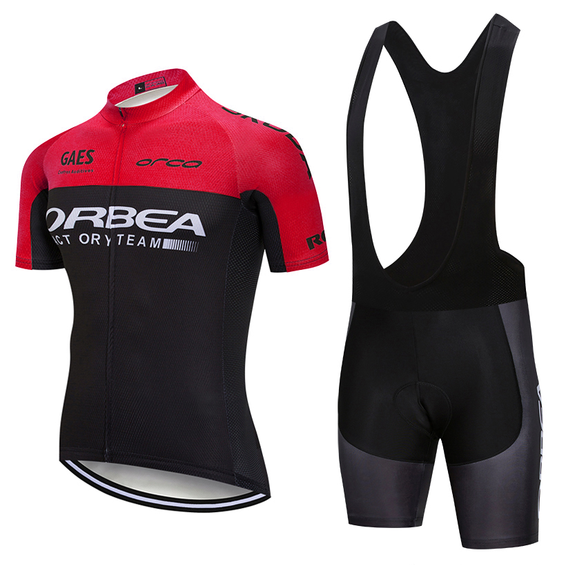 2018 NEW summer ORBEA short sleeve cycling jersey wear clothes bicycle/bike/riding jersey cycling shorts xintown 2018 cycling jersey clothing set summer outdoor sport cycling jersey set sports wear short sleeve jersey bib shorts sets