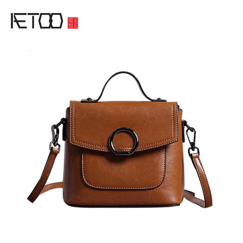 AETOO Original diagonal package 2017 new split leather shoulder summer simple small package Korean version Messenger bag women snsd yoona autographed signed original photo 4 6 inches collection new korean freeshipping 03 2017 01