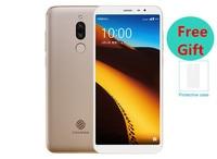 ChinaMobile A4S 18:9 5,7 FHD Смартфон Android 7,0 MTK6750 Octa Core 2 Гб + 16 13.0MP 3300 мАч 4 г LTE Мобильного Телефона PK Redmi 6A