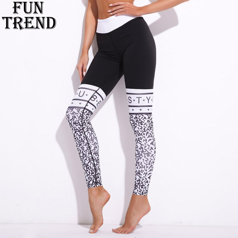 Legging Sport Fitness Yoga Pants Women Printed Sport Pants Yoga Leggings Sport Leggings Running Pants Sport Trousers Gym Clothes women yoga pants sets fitness yoga leggings elastic tights sport running gym bra breathable pants t shirt 3pcs setleri clothes