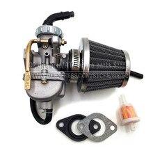 PZ20 20 мм мотоциклетный Карбюратор Carb для 50cc 70cc 90cc 110cc 125cc 135 для Kazuma ATV Quad Go kart SUNL