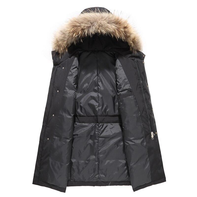 90% duvet de canard vestes manteaux hommes doudoune marque vêtements veste hiver décontracté épaississement Parkas hommes fermetures à glissière canard doudoune 23-in Doudounes from Vêtements homme    3