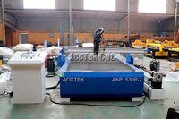 cnc cnc חותך AccTek ראשי כפול CNC מכונת חיתוך מתכת חותך פלזמה עם 63 אמפר אספקת החשמל ומקדש 100A 120A עבור פלדה (5)