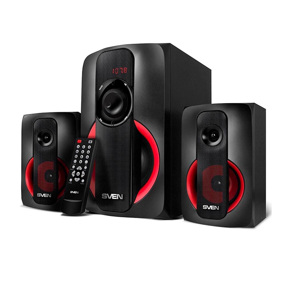 Consumer Electronics Portable Audio & Video Speakers SVEN SV-015602 speakers bluedio ts3 golden consumer electronics portablea video and audio