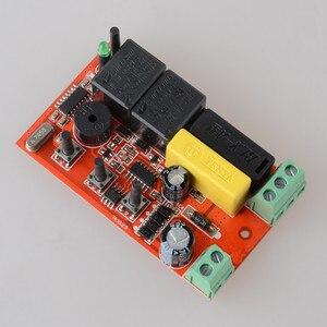 Image 2 - AC 220 V Motor RF kablosuz uzaktan kumanda Anahtarı 220 V YUKARı ve AŞAĞı Uzaktan Kumanda Motoru Ileri Geri uzaktan kumandalı anahtar 315/433 MHZ
