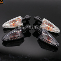 Hot Sale Motorcycle Accessories Front Rear Turn Signal Indicator Light For BMW S1000RR 2010 2014 Smoke