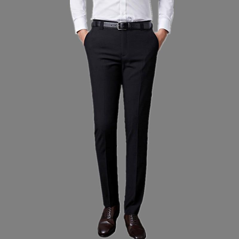 Pantallona luksoze për pantallona të gjera Pantallona të gjera të - Veshje për meshkuj - Foto 3