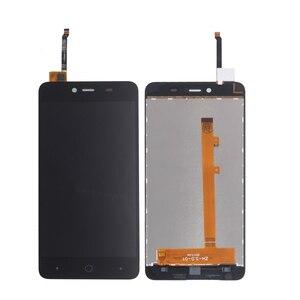 Image 2 - עבור Highscreen קל L LCD תצוגת מסך מגע Digitizer חיישן עבור Highscreen קל L תצוגת מסך LCD טלפון חלקי משלוח כלים