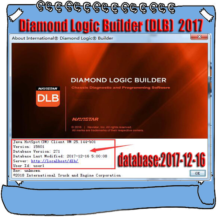 2018 Hot Newest International Diamond Logic Builder DLB 1 5 601 2017 12 Level3 All Options