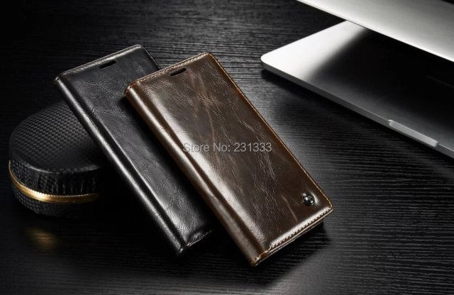 Magnetic Genuine Reto Auto CaseMe Flip Case For Samsung Galaxy S7 G9300/S7 Edge Google Pixel XL Wallet Leather Pouch Cover 1pcs