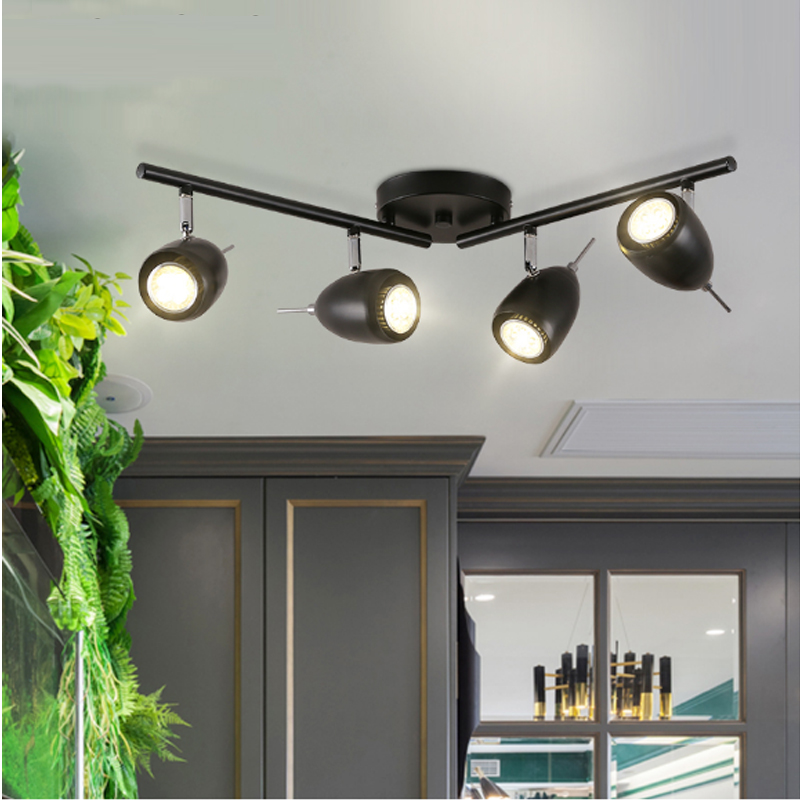 Led Super Bright Ceiling Light Kitchen Light Hallway: Modern LED Ceiling Lamps Clothing Store Super Bright Guide