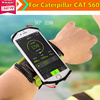 2017 Running Bags Men Women 5 0 5 8 Phone Bag Cover Case For Caterpillar CAT