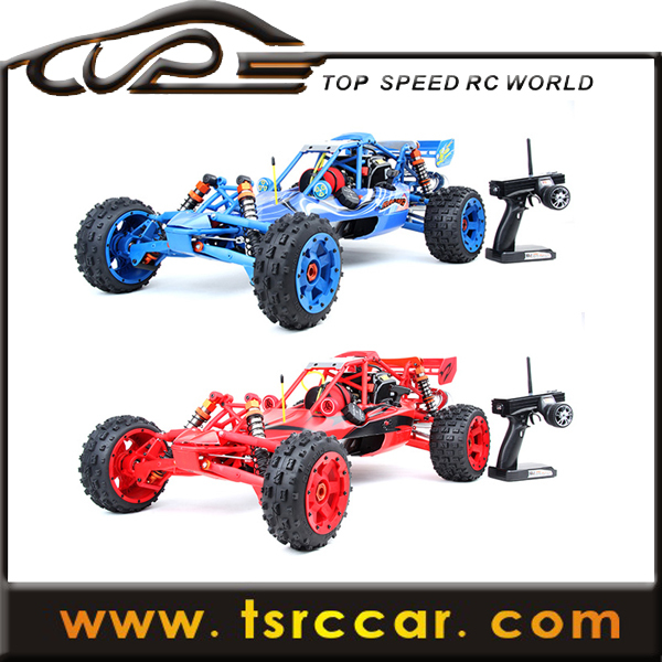 1/5 sales car 29cc RC Rovan Baja 5B with 2.4G 3 channel controller