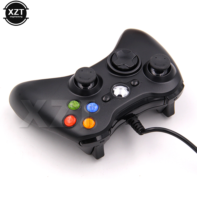 Image 5 - Newest Mini USB Wired Game Pad Joypad Gamepad Controller For Microsoft Game System Laptop For Computer Windows 7 Not for XBOX-in Gamepads from Consumer Electronics