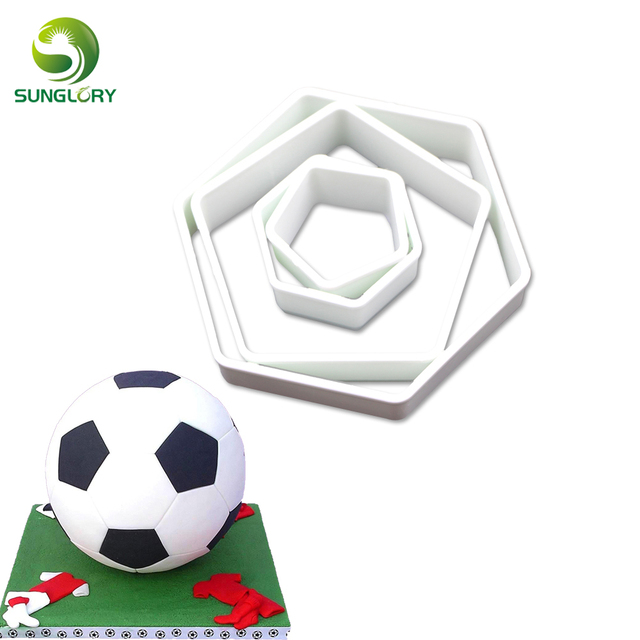 Soccer Ball Cookie Cutter - House Cookies