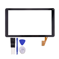 Brand New 10 1 Inch Black Touch Panel For TT1007AW Tablet Glass Sensor Digitizer Replacement
