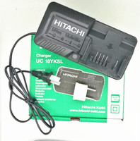 AC220 240V Charger Li Ion Battery UC18YKSL For HITACHI 14 4V 18V BSL1420 BSL1430 BLS1440 BSL1450