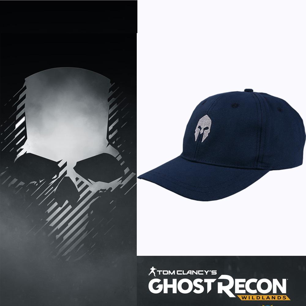 High Quality Hat Cos Tom Clancy's Ghost Recon Wildlands Cap Linen Cosplay headdre Men Cotton Halloween Party Prop