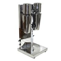 1PC YQ 02 Commercial milk tea mixer Double head milkshake machine 220V Drink Mixer Blender milk shaker bubble mixing machine