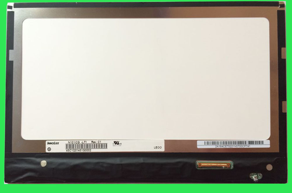 NEW 10.1inch 16:10 Innolux N101ICG L11 1280*800 IPS LCD Screen LVDS 40Pin