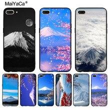 MaiYaCa Mt. Fuji Fujisan in Love Japan New Luxury phone case