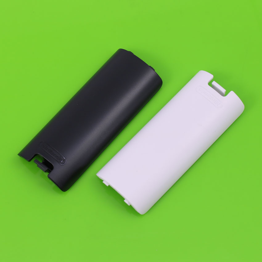 [50PC/ LOT] For Nintendo Wii Remote Controller Battery Cover Replacement for Right Hand Back Pack Door
