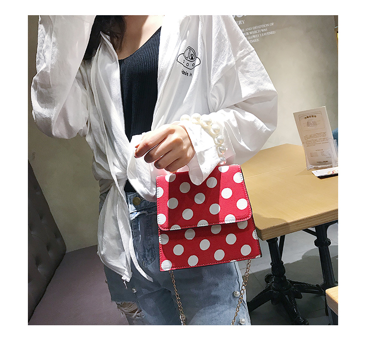 Women's Poa Pearl Handbag, Women's Poa Handbag
