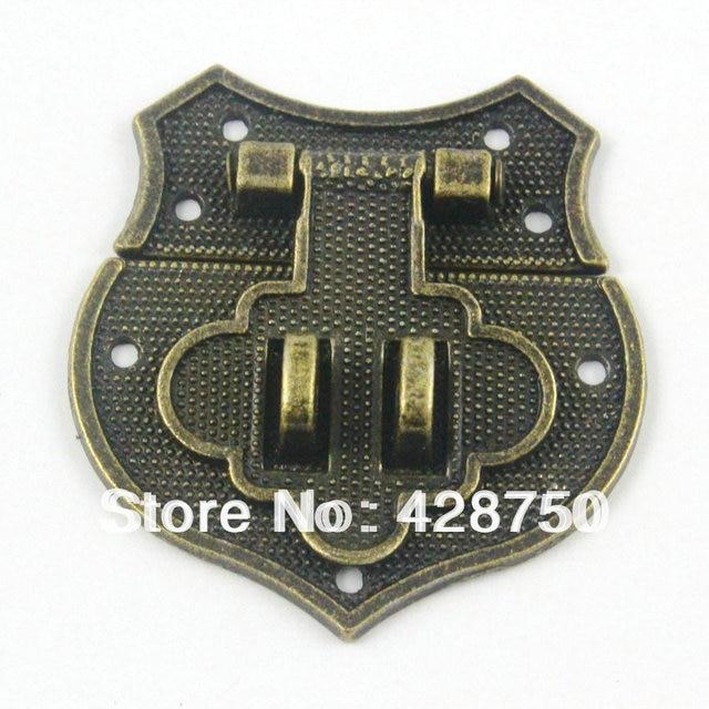 Aliexpresscom Buy Antique Brass Hasp Latch Lock Jewelry Box Hasp