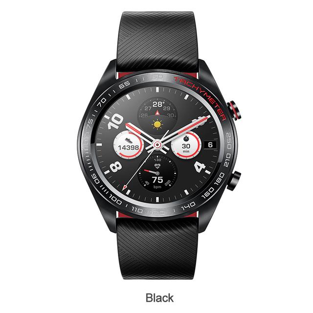 Honor Watch Magic Smart Watch Ceramics 1.2″ AMOLED Color Screen Bluetooth GPS Healthy Sport Tracker WaterProof Wristwatch