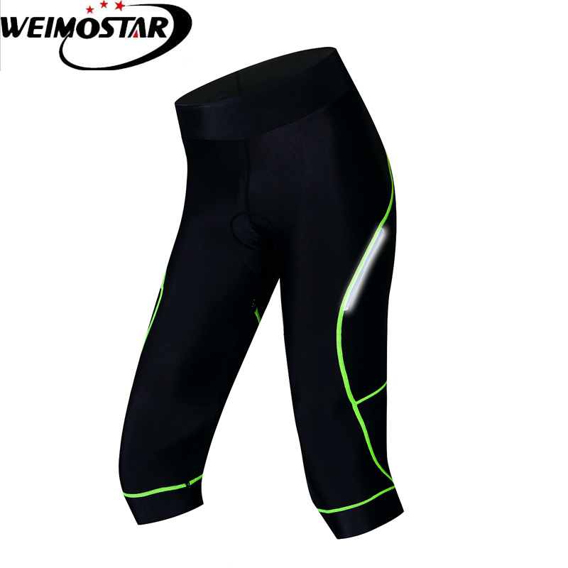 Weimostar Womens Cycling Shorts Mountain Bike Bicycle Shorts 3D Gel Padded Breathable Mtb Riding Cycling Pants Shorts Ciclismo
