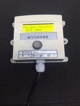 Hydrogen Nồng Độ khí cảm biến phát H2 cảm biến khí trực tuyến kiểm tra 485 232 0 5 v giá trị chuyển đổi 4 20MA plc modbu 0 1000ppm
