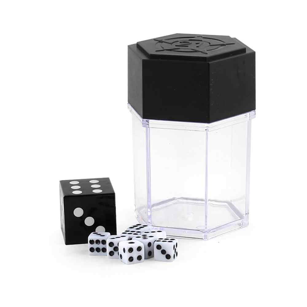 Magic Trick Amazing Explosion Crash Dice Fun Magic Trick Toys Play Props Gift for Kid Joke Prank Toy Children Kids Gift