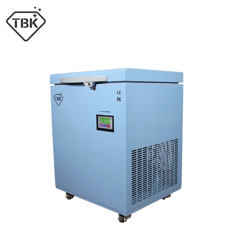 180C Frozen separator professional mass Freezing Machine TBK 598 for Samsung edge iPhone X LCD