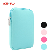 KeFo Zipper Bag Tablet Sleeve Bag Pouch Case For New iPad Pro 9.7 Air 2 Case 2017 Unisex Liner Sleeve Cover For funda iPad 2018