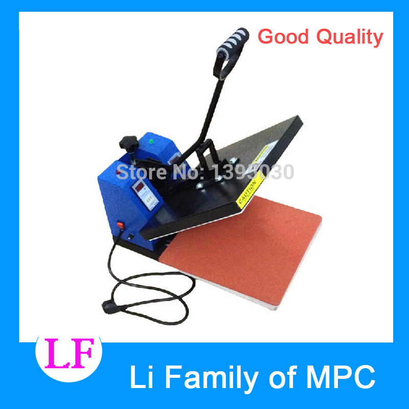 1 PC 2200W Image Heat Press Machine For T-shirt With Print Area Available For 38 cm x 38 cm 1 pc 2200w image heat press machine for t shirt with print area available for 38 cm x 38 cm