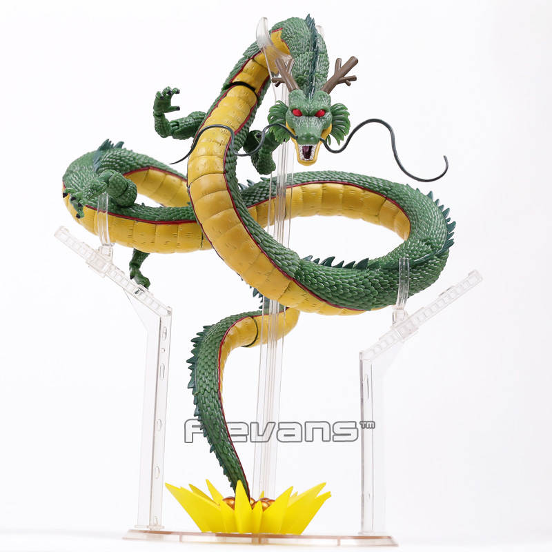 SHFiguarts Dragon Ball Z Shenron PVC Action Figure Collectible Model Toy 28cm shf figuarts shfiguarts captain america pvc action figure collectible model toy 16cm