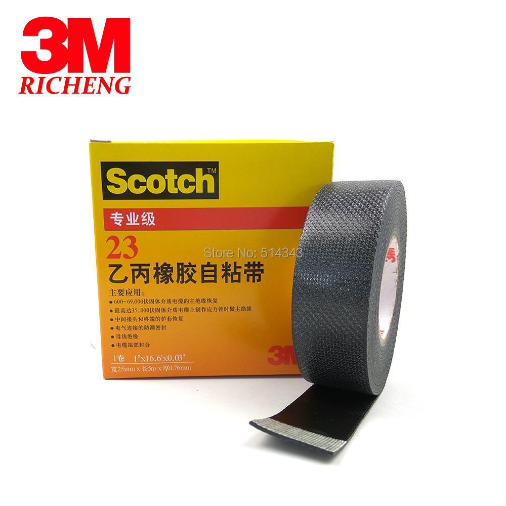 Splicing Tape Us 10 3m 23 Rubber Splicing Tape Self Fusing Tape High Voltage Splicing Tape 25mm 5m Pc Pack Of 1 In Tape From Home Improvement On