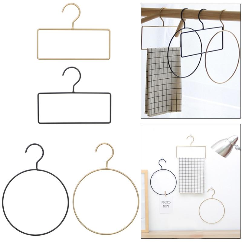 Doelstelling Iron Art Slaapkamer Kledingrek Praktische Opbergrek Haak Handig Handdoek Hanger Kleerhanger Thuis