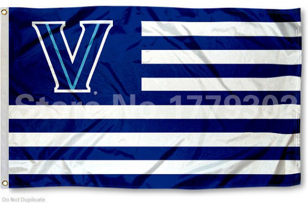Villanova Universität Flagge 3