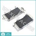 L / R новый алюминиева ядер MX Offroad радиаторы охлаждения для Yamaha YZF250 YZ450F 14 15