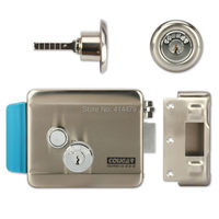 COUGAR DC 12V Electric Release Door Lock For Video Door Phone Intercom