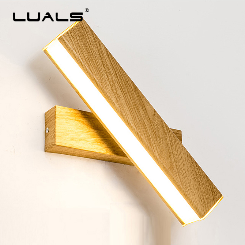 Modern Wall Light Creativity Adjustable Wall Lamp Button Switch Wall Lights Aluminum LED Wall Lamps Indoor Art Deco LightingModern Wall Light Creativity Adjustable Wall Lamp Button Switch Wall Lights Aluminum LED Wall Lamps Indoor Art Deco Lighting