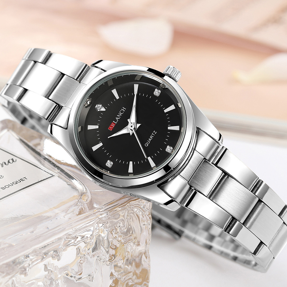 Luxury Womens Watches 2019 Best Gift For Ladies Dresses Casual Diamond Watch Stainless Steel Rhinestone Watch Relojes Para Mujer