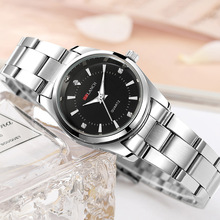 Luxury Womens Watches 2019 Best Gift for Ladies Dresses Casual Diamond Watch Stainless Steel Rhinestone Relojes Para Mujer