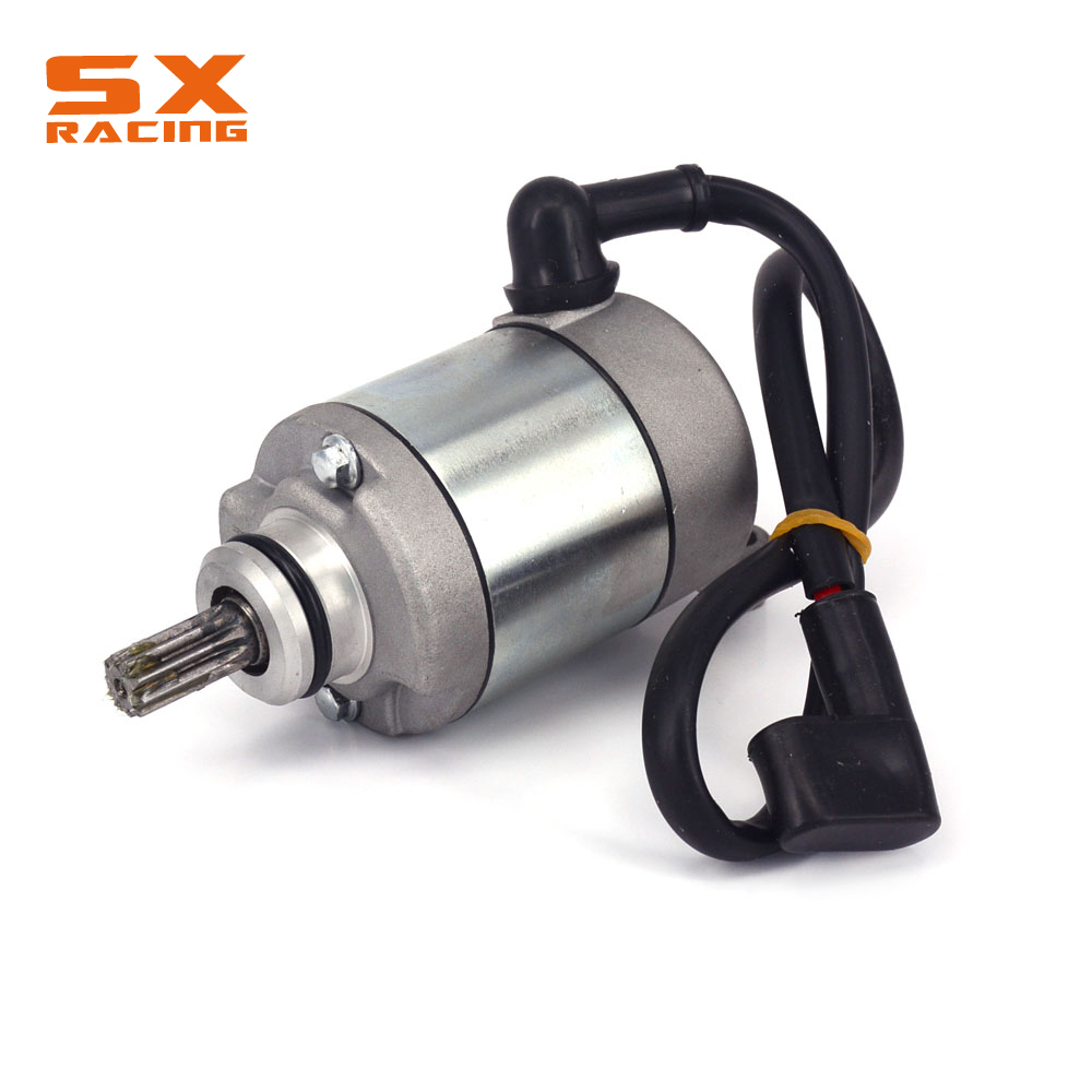 Motorcycle Electric Motor Starter For ZONGSHEN NC250 KAYO T6 K6 BSE J5 RX3 ZS250GY-3 4 Valves Parts Pit Bike oil filter clearance for zs177mm zongshen engine nc250 kayo t6 k6 bse j5 rx3 zs250gy 3 4 valves parts motocross page 5
