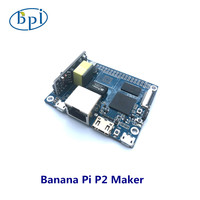 BPI-P2 Maker quad core single-board computer without EMMC and WIFI