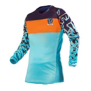 Image 3 - 2018 New Downhill Jersey mtb long sleeve jersey women mx dh t shirt Mountain Bike Riding Equipment Jersey ropa mtb