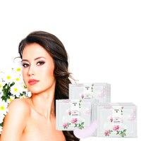 Rose Essence Eye Patches Vitamin Moisturizing Creams