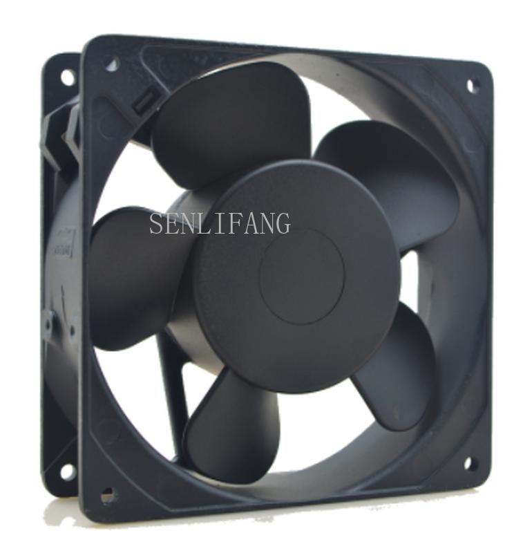Free Shipping  4715MS-10T-B40, B00 AC 100V 14W, 120x120x38mm Server Cooling Square Fan